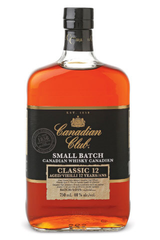 Canadian Club 12 letni Small Batch