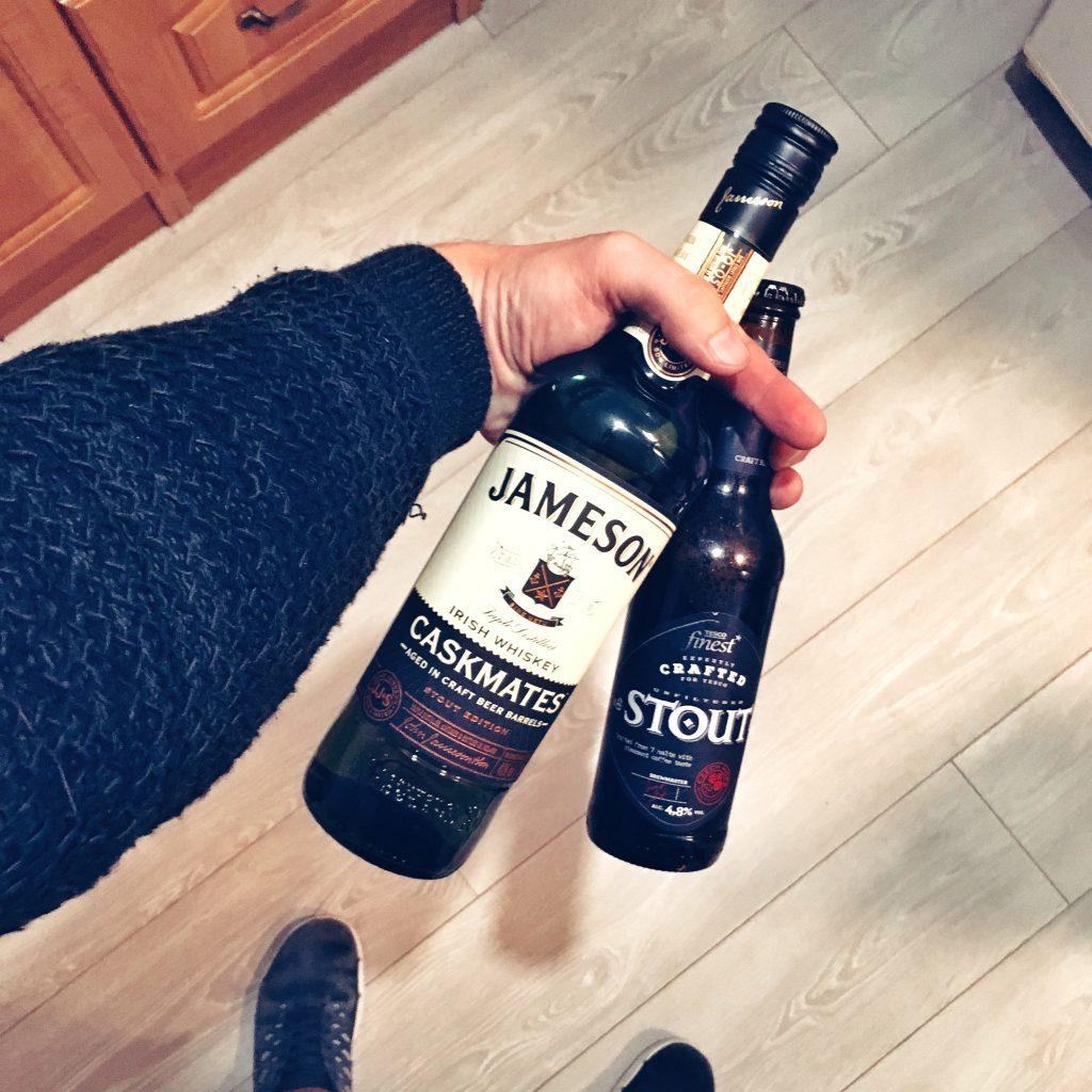 Jameson Caskmates Stout Edition i piwo Stout