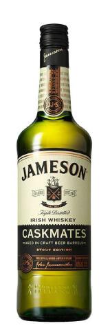 Butelka Jameson Caskmates Stout Edition