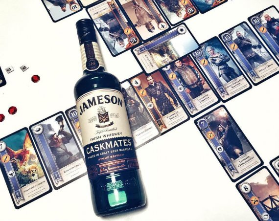 Jameson Stout Edition