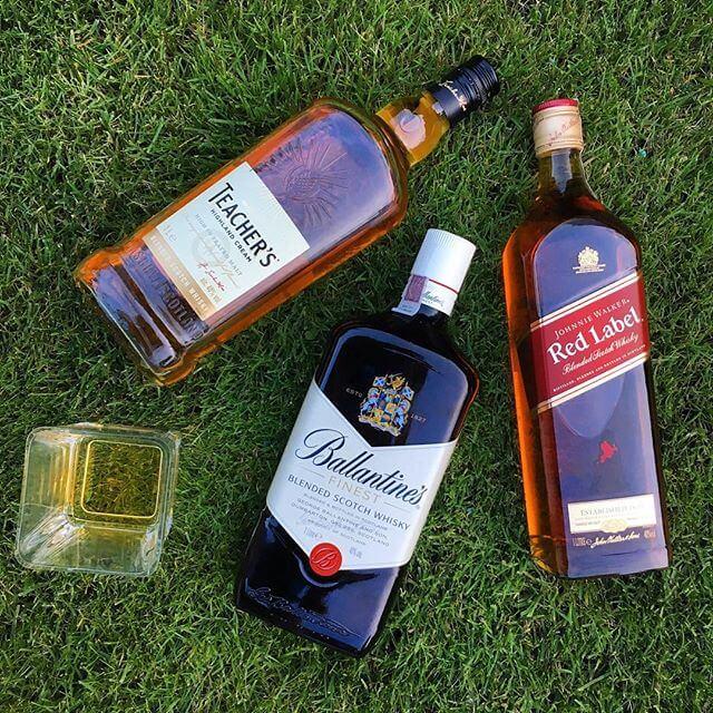 Najpopularniejsza whisky blended świata - Johnnie Walker Red Label