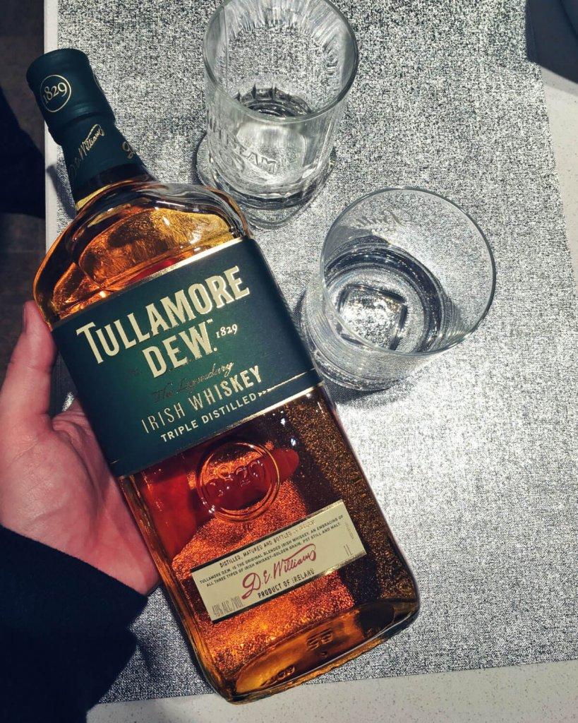 Irlandzka Whiskey whisky Tullamore Dew