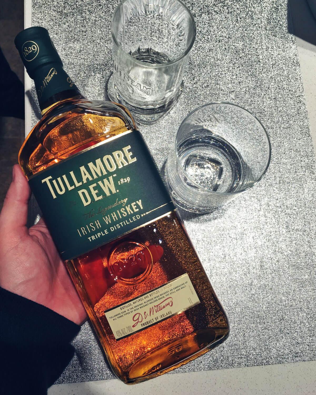 Tullamore Dew Original Irish Whiskey Recenzja