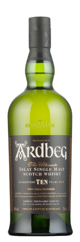 Butelka Whisky Ardbeg Single Malt