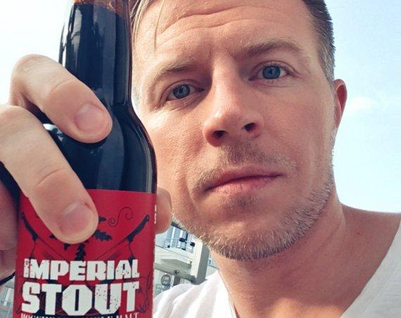 Jak pić whisky z Imperial Stout od browar wrężel