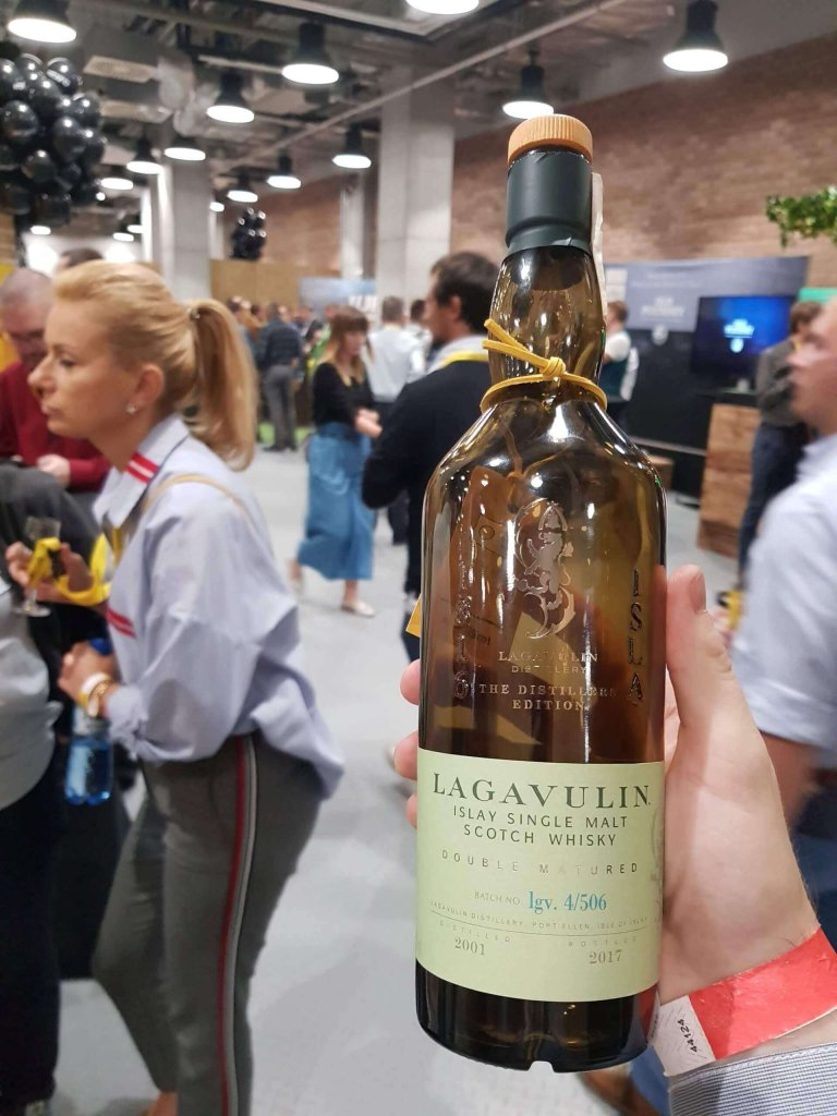 Lagavulin Distillers Edition 2001