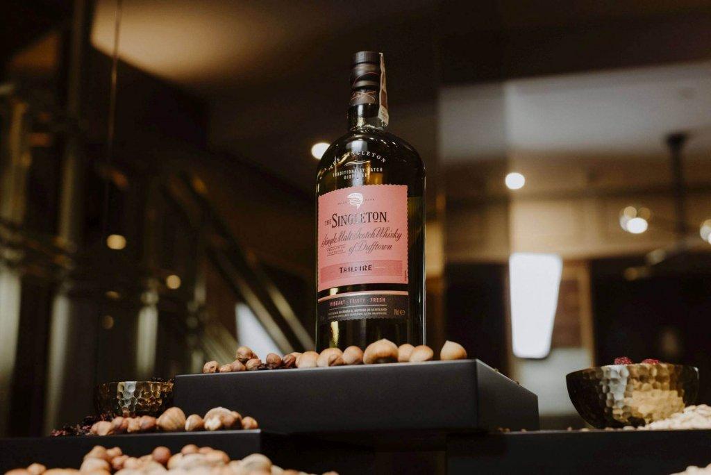 The Singleton Tailfire Whisky