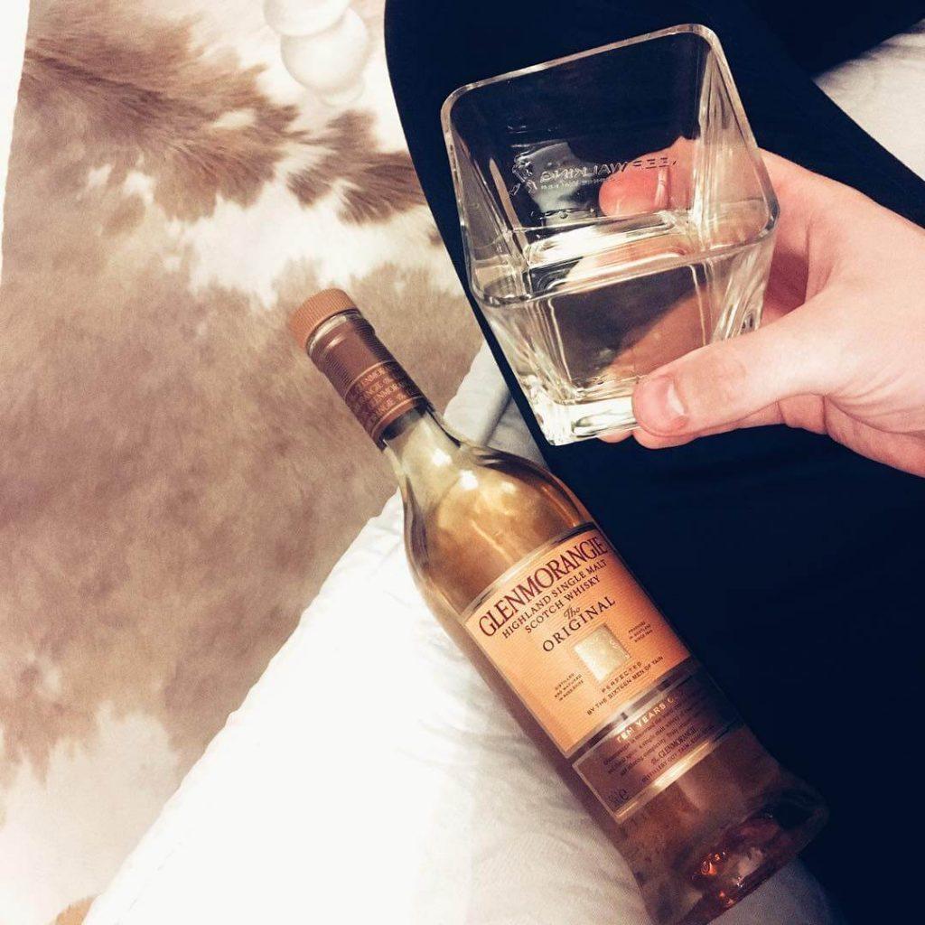 Jak pić whisky Glenmorangie