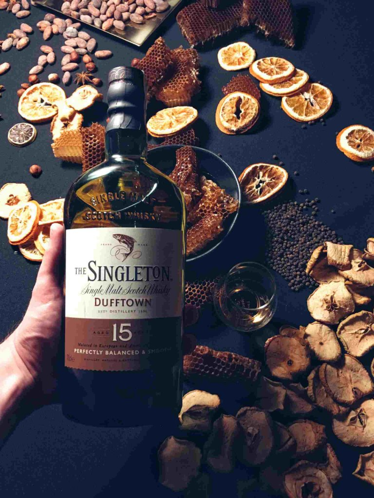 The Singleton whisky 15-letni