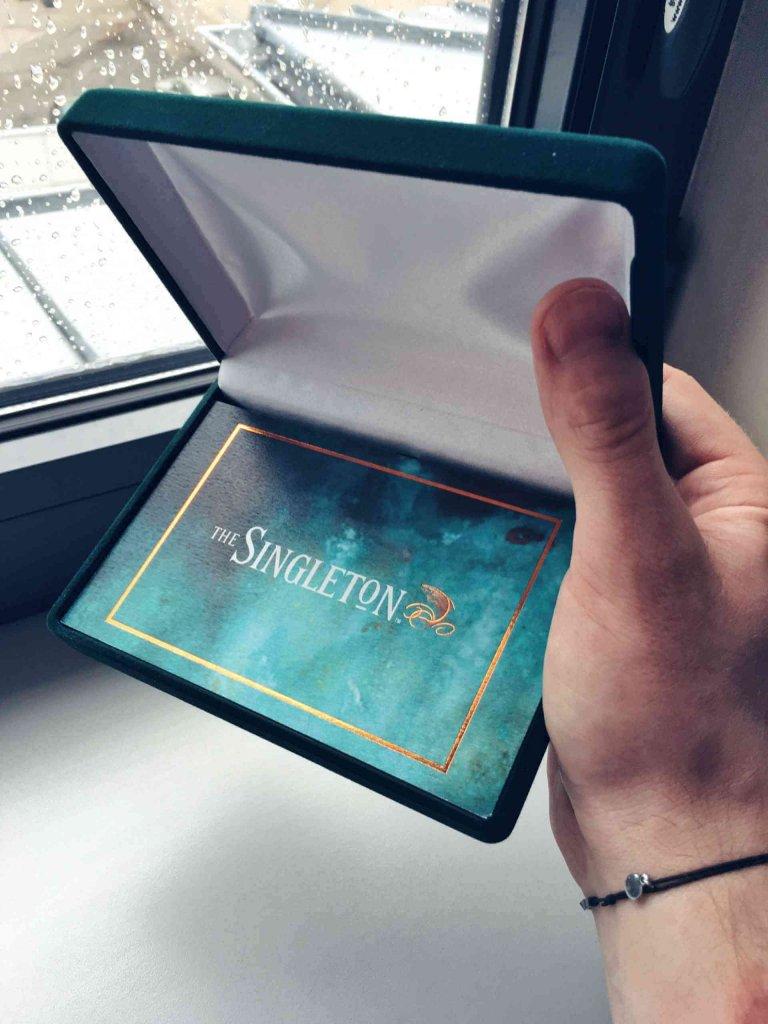 The Singleton Whisky - zaproszenie na degustację