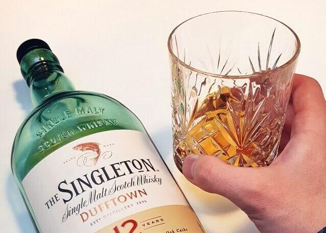 Blogowe podsumowanie roku 2018 z The Singleton single malt scotch whisky