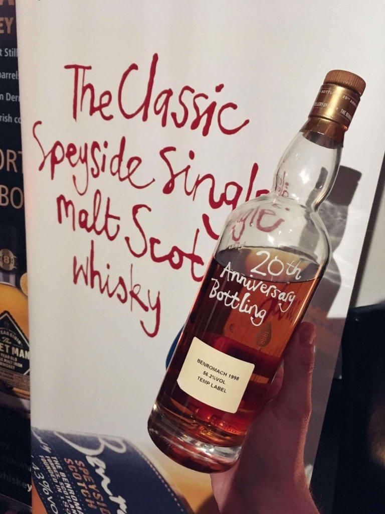 Benromach 1998 Single Malt Scotch Whisky