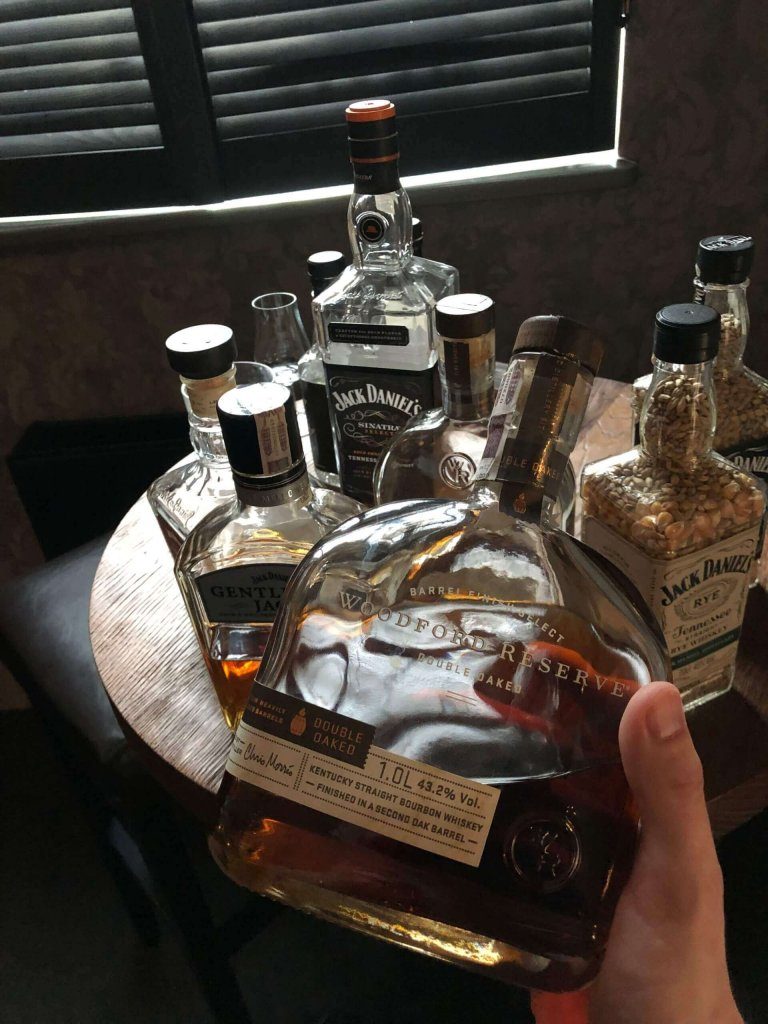 Woodford Reserve Double Oak kentucky straight bourbon