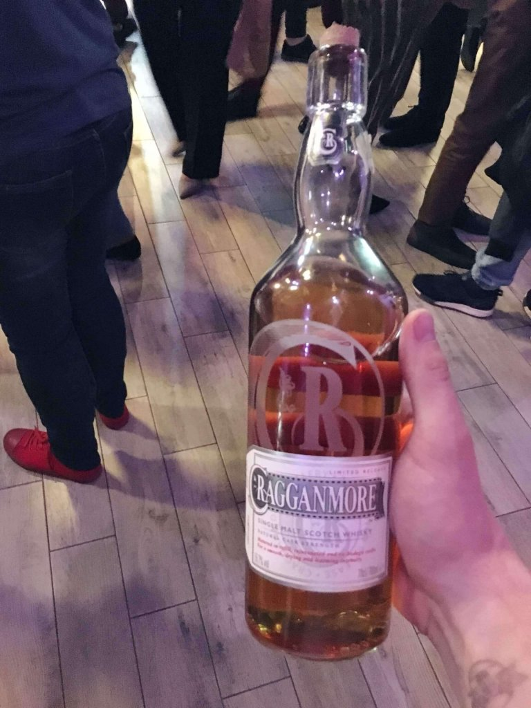 Cragganmore na Whisky Day Cracow 2019