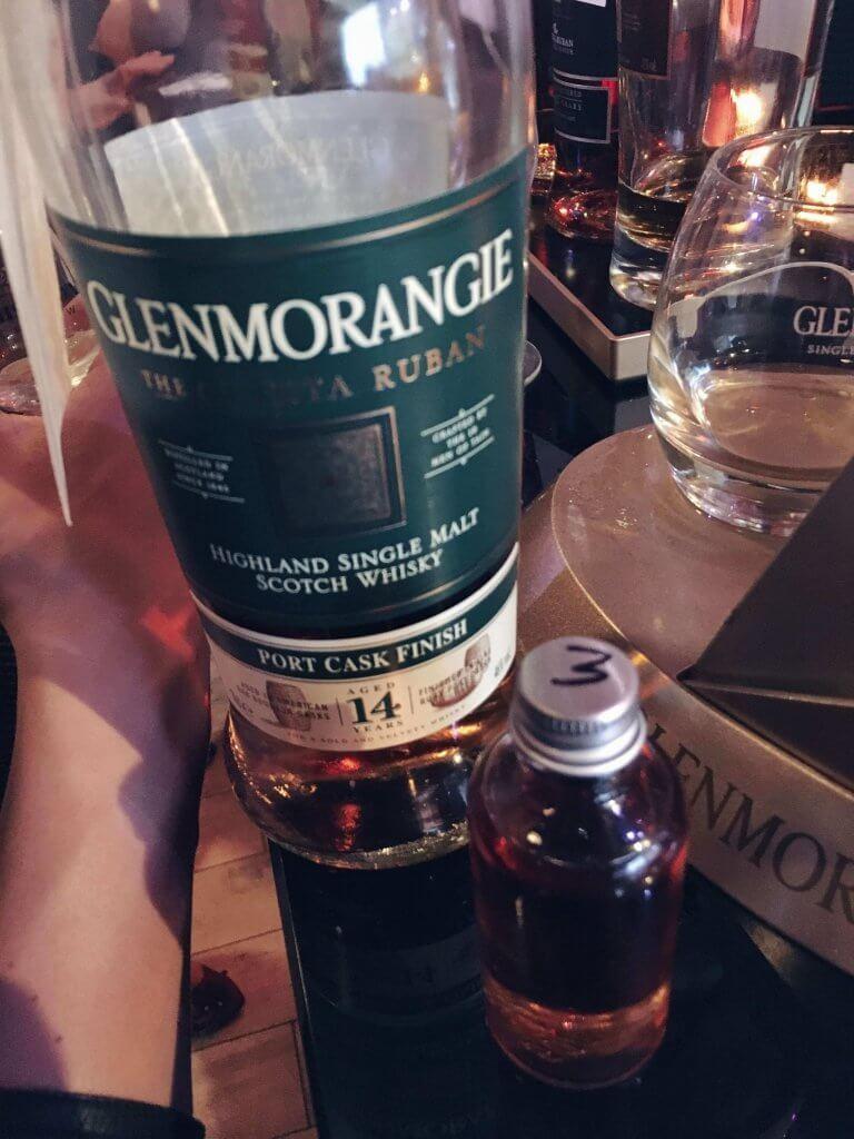 Glenmorangie Quinta Quban 14-letnia na Whisky Day Cracow 2019