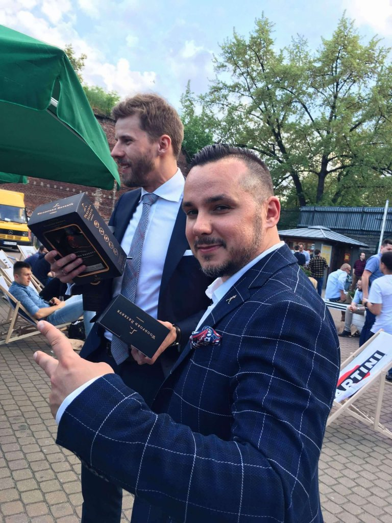 Organizatorzy Whisky Day Cracow 2019