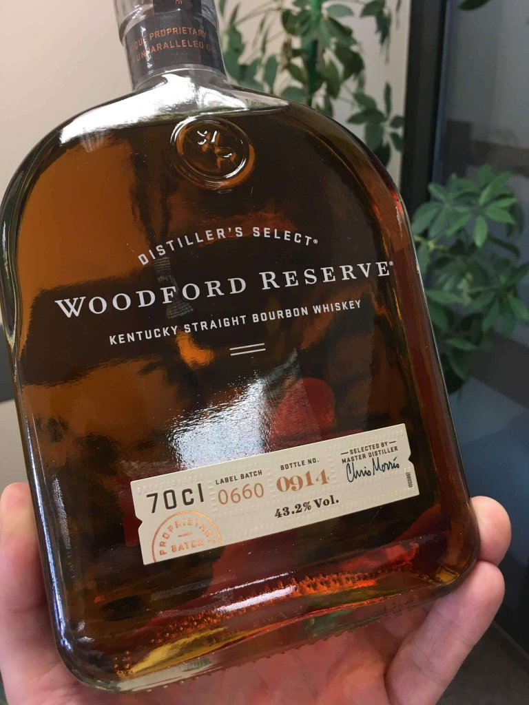 Woodford Reserve Destillers Select