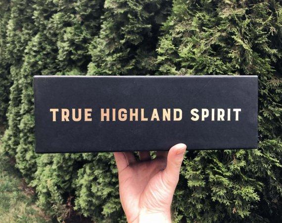 True Highland Spirit Whisky