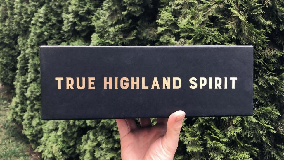 True Highland Spirit Whisky