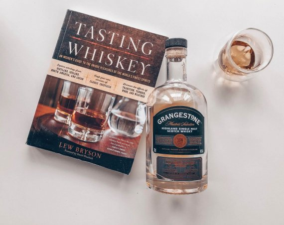 Whisky Grangestone - single malt z biedronki