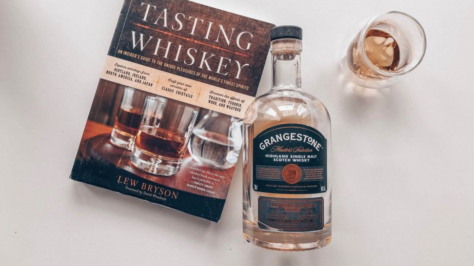 Whisky Grangestone - single malt z biedronki