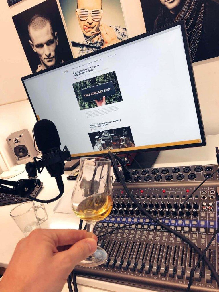 Najlepszy kieliszek do degustacji whisky