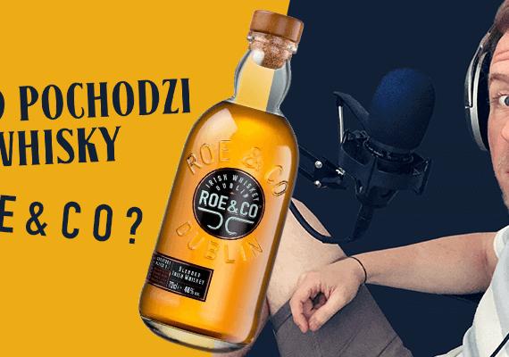 Irlandzka whiskey Roe&Co