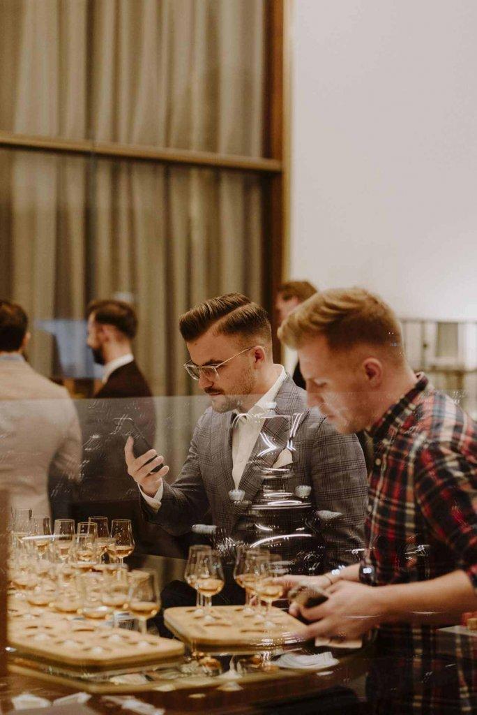 Spotkanie z whisky Singleton