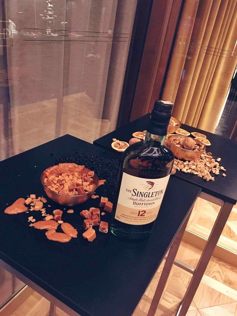 Butelka Singleton whisky
