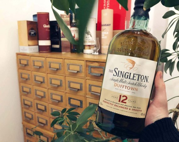 Singleton Dufftown Single Malt Scotch Whisky