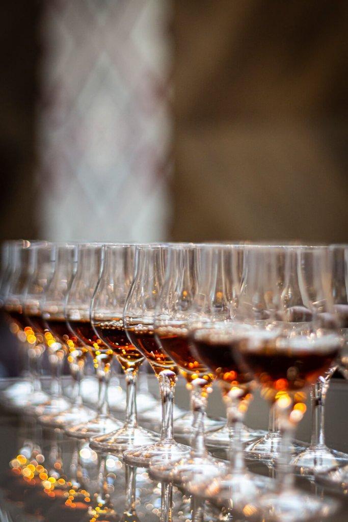 Kieliszki do whisky G100 - Amber Glass