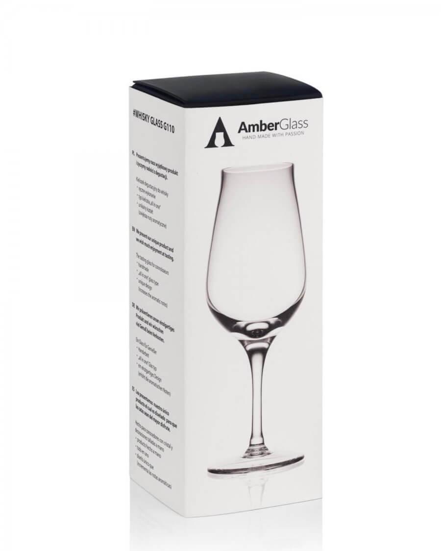 Kieliszek whisky G110 Amber Glass